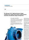 Warman - Model GSL and GSLHD - Flue Gas Desulfurisation Pumps Brochure