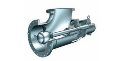 Warman - Model QL - Axial Flow Pumps