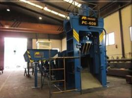 Model PC-600 - Shear Balers