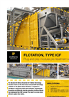 Flotation - Flotation unit, type ICF(F)