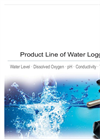 Model P-Log3020 PA - Data Logger for Water Level and Temperature Brochure