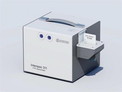 Interspec - Model 311 Transm - Compact FTIR Spectrometer