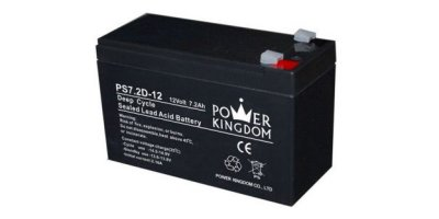 Model Deep Cycle Series - Lead Acid Battery for Solar Power Systems
