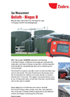 Goliath - Model B - Robust Gas Instrument Brochure