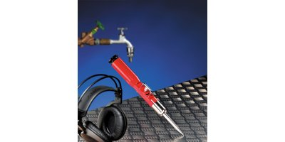 Lecksucher - Model LS 01 - Acoustical Leak Detection System