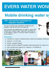 Mobile Drinking Water System- Brochure