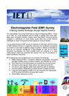 Electromagnetic Field Survey Flyer
