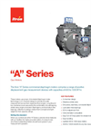 Model A Series - Commercial Gas Diaphragm Meters- Brochure