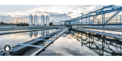 Wet and dry cooling systems for industrial water treatment industry