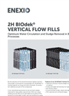 2H BIOdek - Vertical Flow Fills - Brochure