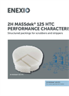 2H MASSdek  125 HTC Performance Characteristics - Brochure