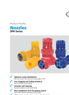 2H Spray Nozzles - Product Profile Brochure