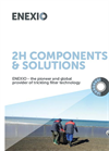 2H Trickling Filters Components & Solutions - Application Brochure