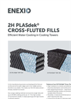 2H PLASdek Cross-Fluted Fills - Brochure