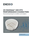 2H MASSdek 150 HTC Performance Characteristic - Brochure