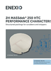 2H MASSdek 250 HTC Performance Characteristic - Brochure
