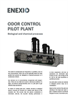 Odor Control Pilot Plant - Biological and chemical processes - Brochure