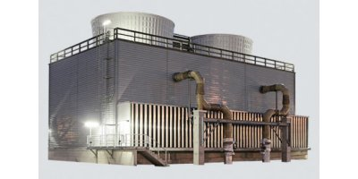 ENEXIO - Field-erected Mechanical Draft Cooling Towers