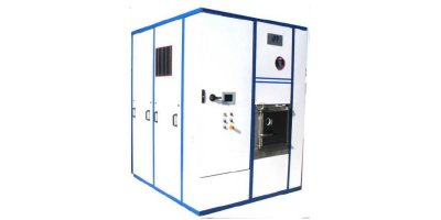 Optisol - Model KP – H/MA - Multi Stage Single Chamber Solvent Cleaning Machines