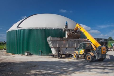 FARMATIC - Conventional Digesters and Combined Storage