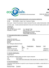 eco-tabs - Septic Tank Tablets Brochure