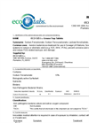 eco-tabs - Grease Trap Tablets Brochure