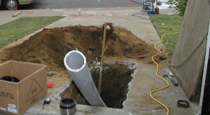 Trenchless Sewer Pipe Lining Services