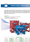 Hopper Totes & Grease Bins – Brochure