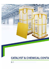 X-1 Catalyst & Chemical Containers - Brochure