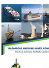 Hazardous Materials Waste Compactors - Brochure