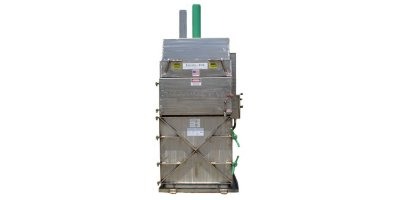 ENVIRO-PAK - Model 3200S - Stainless Steel General Waste Compactor