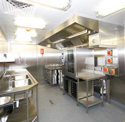 Hoover Ferguson - Offshore Kitchen & Galley Modules