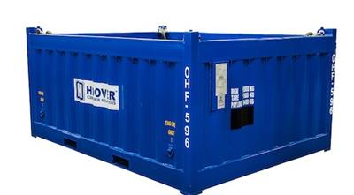 Hoover Ferguson - Offshore Half Height Containers