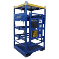 Hoover Ferguson - Offshore Gas Bottle Racks