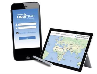 Liquitrac - Technology - GPS Asset Tracking by Hoover Ferguson
