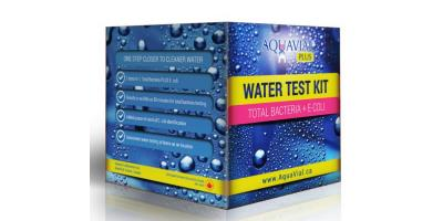 AquaVial - Model Plus - Water Test Kit for Total Bacteria