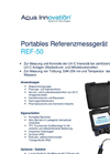 Aqua Innovation - Model REF-50 - Reference Measuring Portable Device Brochure