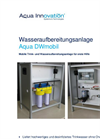 Aqua DWmobil - Water Treatment Unit Brochure