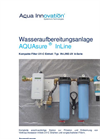 Aquasure - In-Line Water Treatment Unit Brochure