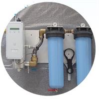 Aquasure - In-Line Water Treatment Unit