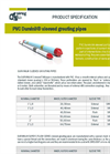 Durvinil - Model TAM - Grouting Pipes Brochure