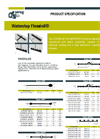 Sireg - Waterstop Joints for Diaphragm Walls Brochure