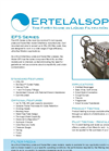 ErtelAlsop - EFS Series - Plate And Frame Filter Model Brochure