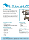 ErtelAlsop - 2HS and 2HS-B - Plate And Frame Filter Presses Brochure