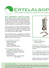 21T Series - Cylinder-Type Lab Filter Brochure
