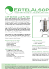43T Series - Cylinder-Type Lab Filter Brochure