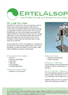 AccuScale - Model 1S - Lab Filter Brochure