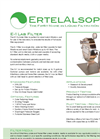 AccuScale - E-1 - Lab Filter Brochure