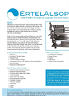 ErtelAlsop - 12D Diamond Series - Plate and Frame Filter Press Brochure