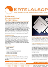Micro-Media - Pharmaceutical P-Grade Filter Pads Brochure
